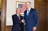 Bang Washington coi trọng hợp tác với Việt Nam