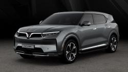 VinFast ra mắt xe ô tô điện VF e35, e36 tại Los Angeles Auto Show 2021
