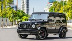 Cận cảnh xe Mercedes-AMG G63 giá 13 tỷ tại Việt Nam