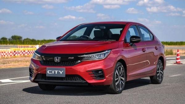 Rò rỉ xe Honda City phiên bản E giá rẻ nhất