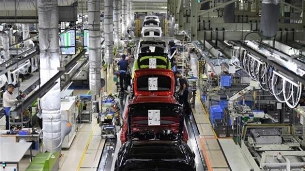 Toyota đứng đầu thế giới về doanh số bán xe ô tô