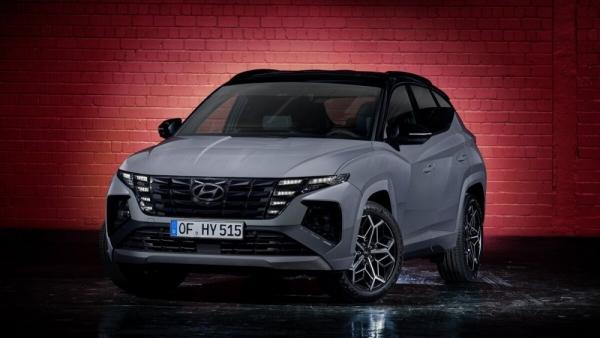 Hyundai Tucson N Line bản thể thao ra mắt thị trường châu Âu