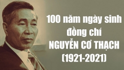 100 nam ngay sinh dong chi nguyen co thach 1921 2021