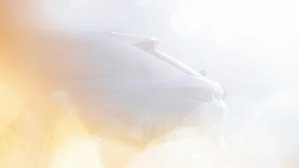 Những hình ảnh đầu tiên của xe Honda HR-V 2021