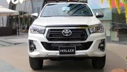 Triệu hồi gần 2.000 xe Toyota Hilux vì có thể mất trợ lực phanh