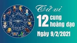 Tử vi 12 cung hoàng đạo thứ 3 ngày 9/3/2021: Bảo Bình thu nhập khởi sắc, Sư Tử công việc gặp may mắn