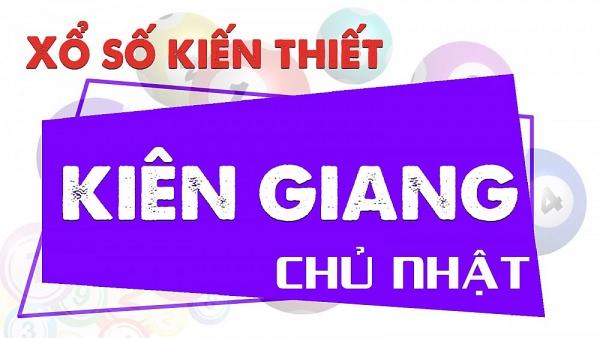 XSKG 13/6 - Kết quả xổ số Kiên Giang hôm nay 13/6/2021 - SXKG 13/6 - KQXSKG Chủ Nhật