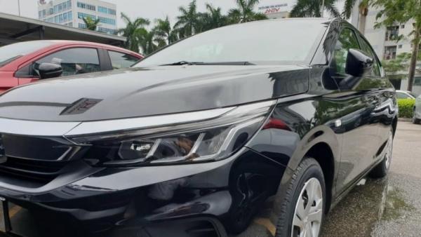 Phiên bản giá rẻ của Honda City E giá 499 triệu đồng