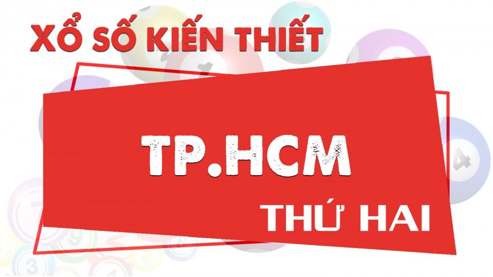 XSHCM 7/6 - Kết quả xổ số TP.HCM hôm nay 7/6/2021 - SXHCM 7/6 - KQXSHCM thứ 2
