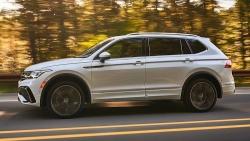 Ra mắt Volkswagen Tiguan 2022 thế hệ mới