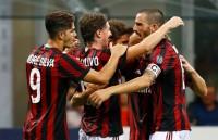 Chi mạnh tay AC Milan bị cấm dự cúp châu Âu