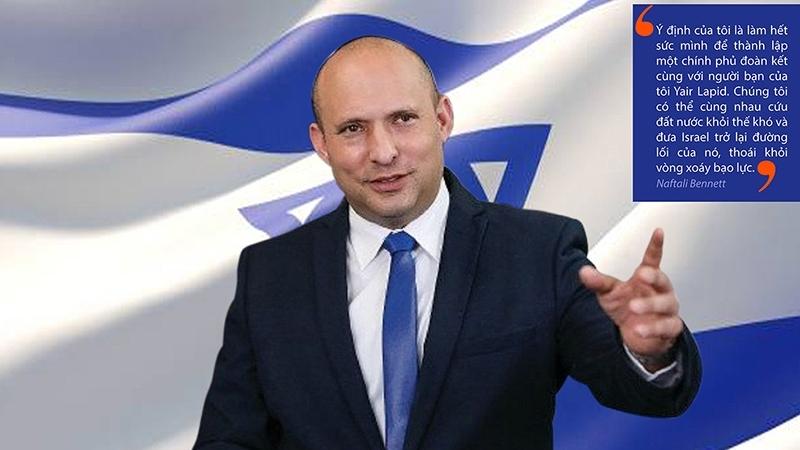 Infographic: Tiểu sử tân Thủ tướng Israel Naftali Bennett