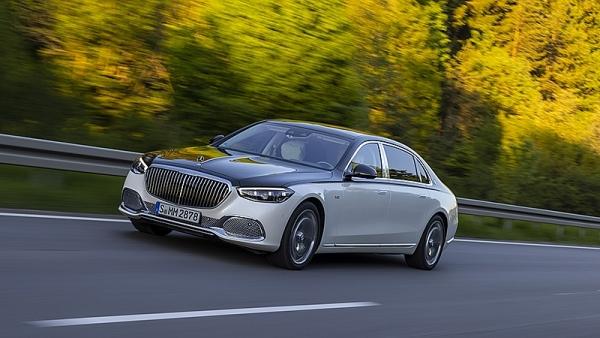 Mercedes Maybach S-Class ra mắt thị trường châu Âu, giá từ 4,5 tỷ đồng