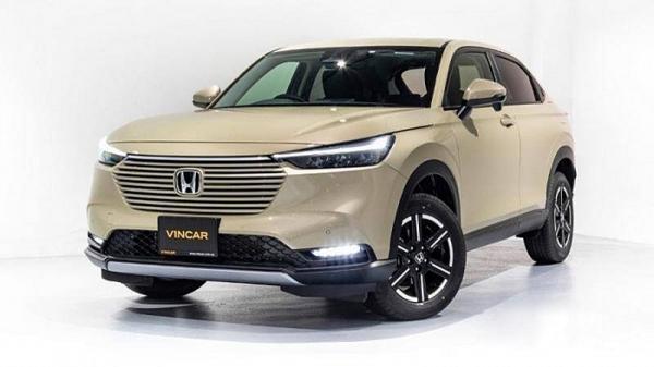 Honda HR-V 2021 mắt tại thị trường Singapore, giá từ 1,9 tỷ đồng