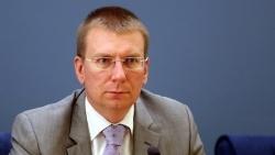 Ngoại trưởng Latvia 'hiến kế' EU chơi chiêu mới với Belarus