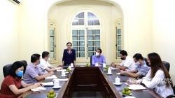 Tiếp tục tăng cường cơ chế hợp tác giữa Bộ Ngoại giao và Liên hiệp các tổ chức hữu nghị Việt Nam