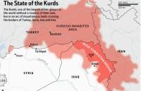 Người Kurd trưng cầu ý dân về độc lập: Nước cờ mạo hiểm