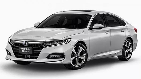 Honda Accord 2021 ra mắt tại Thái Lan, được bổ sung gói trang bị Honda Sensing