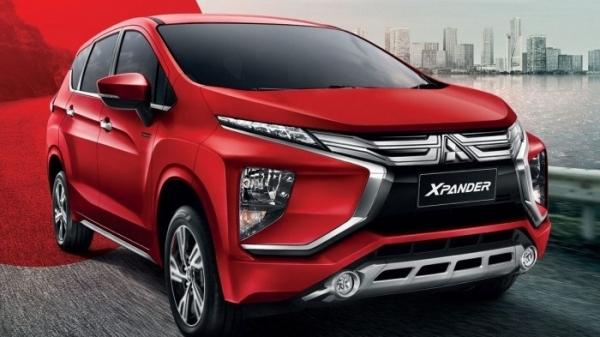 Mitsubishi Xpander vừa ra mắt bản đặc biệt tại thị trường Thái Lan