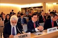 Khai mạc Khóa họp lần thứ 42 Hội đồng nhân quyền Liên hợp quốc