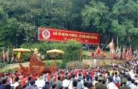 Lan tỏa giá trị văn hóa cội nguồn từ Tín ngưỡng thờ cúng Hùng Vương
