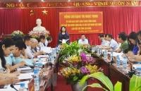 Phó Chủ tịch nước đến thăm và làm việc tại tỉnh Cao Bằng
