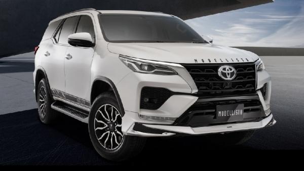Toyota Fortuner 2021 ra mắt tại Thái Lan được trang bị gói phụ kiện Modellista cực chất