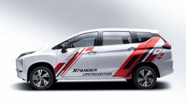 Cập nhật bảng giá xe Mitsubishi Xpander phiên bản đặc biệt
