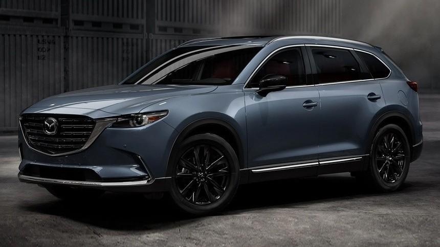 Mazda CX-9 phiên bản mới vừa được ra mắt tại Malaysia