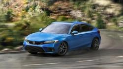 Honda Civic 2022 hatchback giá chỉ từ 520 triệu đồng