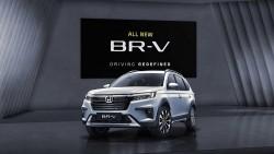 Cận cảnh Honda BR-V 2022 ra mắt thị trường Indonesia
