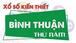 XSBTH 28/10, trực tiếp kết quả xổ số Bình Thuận hôm nay 28/10/2021. XSBTH thứ 5