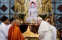 Ngoại giao Tòa thánh với châu Á