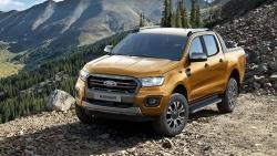 Giá xe Ford Ranger mới nhất Việt Nam tháng 11/2020: Ưu đãi 20 triệu đồng