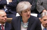 Hồi chuông báo hiệu sự ra đi của Thủ tướng Anh Theresa May