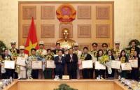 Phó Thủ tướng Trương Hòa Bình: Cán bộ, công chức trẻ phải là lực lượng xung kích, đi đầu
