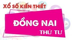XSĐN 19/5 - Kết quả xổ số Đồng Nai hôm nay 19/5/2021 - SXĐN 19/5 - KQXSĐN thứ 4