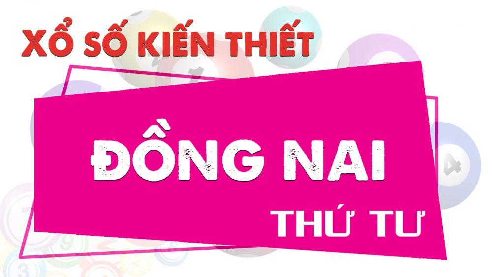 XSĐN 9/6 - Kết quả xổ số Đồng Nai hôm nay 9/6/2021 - SXĐN 9/6 - KQXSĐN thứ 4