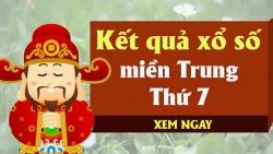 XSMT 17/4 - Kết quả xổ số miền Trung hôm nay 17/4/2021 - SXMT 17/4 - xổ số hôm nay