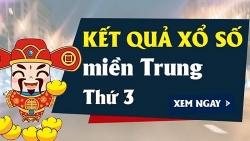 XSMT 19/10/2021, xổ số miền Trung hôm nay thứ 3 ngày 19/10/2021. SXMT 19/10