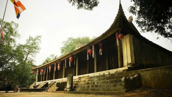 Ghé thăm chùa Trăm Gian, nơi có rồng đá thời Trần 'độc nhất, vô nhị' ở Hà Nội