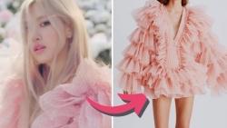'Bóc giá' những bộ cánh và phụ kiện đắt đỏ trong MV On The Ground của Rosé BLACKPINK