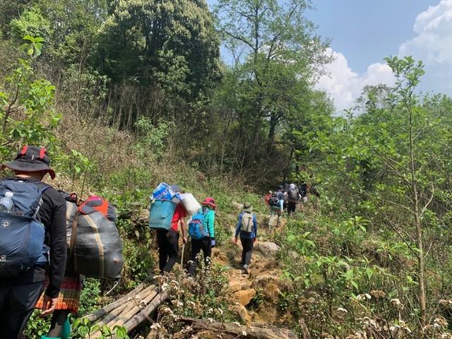 Nhật ký hành trình chinh phục mốc 79, cột mốc biên giới cao nhất Việt Nam
