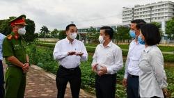 Hà Nội: Hoàn thành lấy mẫu xét nghiệm người từng đến thành phố Đà Nẵng trước 17/5