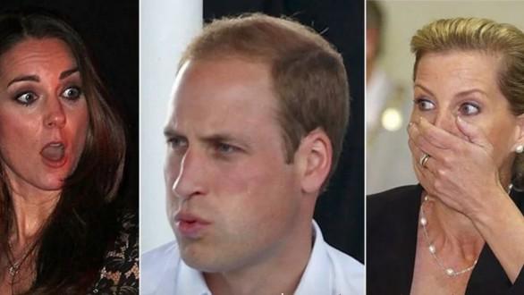 Những câu chuyện chấn động thế giới của các gia đình Hoàng gia