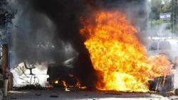 Căng thẳng Israel - Palestine: Hiện trường đổ nát sau các cuộc không kích 'trả đũa' ở dải Gaza
