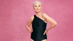 Mẹ của tỷ phú Elon Musk làm người mẫu cho chiến dịch quảng cáo áo tắm