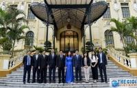 Đẩy mạnh hợp tác thông tin đối ngoại giữa hai Bộ Ngoại giao Việt Nam - Lào