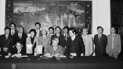 Việt Nam-Philippines: 45 năm thiết lập quan hệ ngoại giao qua những bức ảnh quý