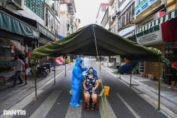10 chùm ca bệnh bủa vây 27 quận, huyện của Hà Nội